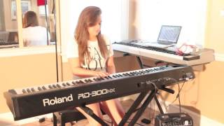 Lego House Fifth Harmony Piano Cover VICTORIA AYCOCK