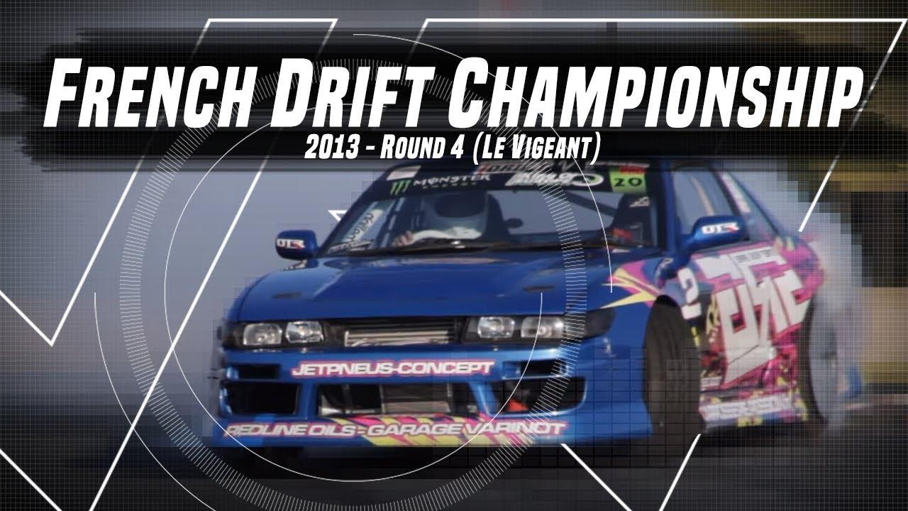 French Drift Championship 2013 - Round 4 [1080p]