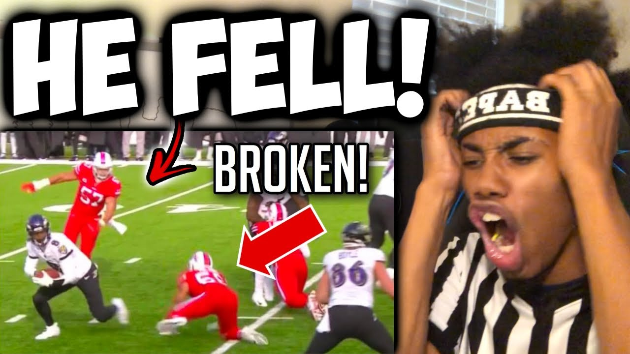 "His ANKLES Are GONE! NFL Nastiest ""Ankle Breaking"" Jukes 
