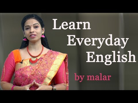 Learn everyday English - Spoken tips # 72 - Learn English with Kaizen through Tamil