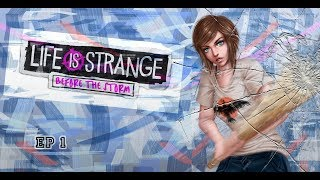 Life is Strange Before the Storm Mod EP 1.4 Chloe 19 year old [ mode ado rebelle]