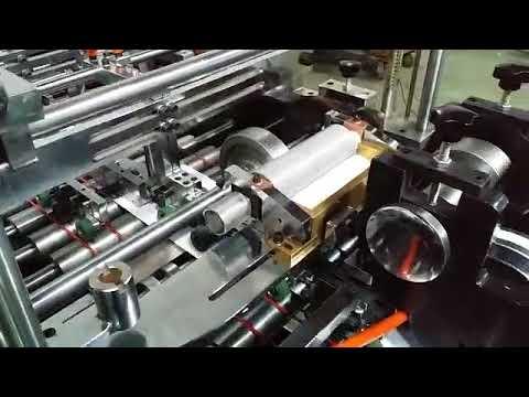 Silicone Paper Sticking Machine Envelope Peel & Seal Machine