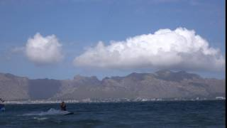 verein kiteklub aprende a navegar kitesurfschule mallorca in Juni