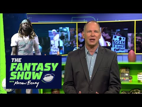 Early Running Back Storylines   The Fantasy Show With Matthew Berry   ESPN