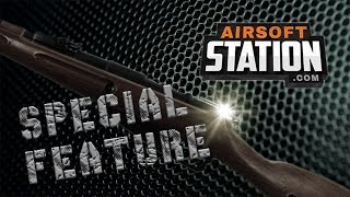 An Airsoft Gun FOR THE PEOPLE! - Airsoft Staition Special Feature