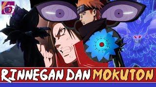 asal usul rinnegan dan mokuton hashirama mendapatkan senjutsu mokuton dari pohon dewa