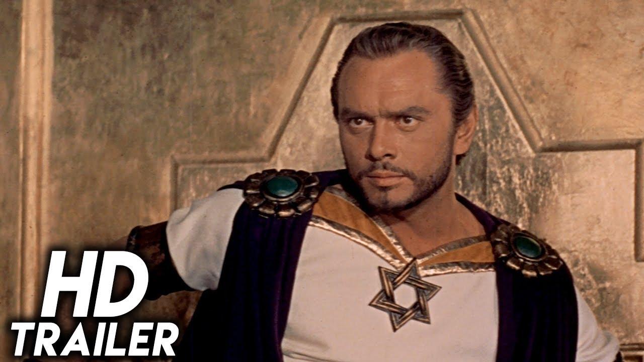 Download Solomon and Sheba (1959) ORIGINAL TRAILER [HD 1080p]