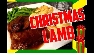 How i Cook My Christmas Lamb Steak To Day Sunday Recipe by | Chef Ricardo Cooking