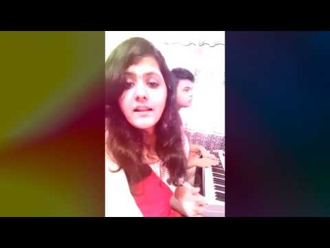 SIRIKKADHEY/COME CLOSER(REMO) - A cover| Nithesh S Bharadwaj| Sahana S| Anirudh Ravichander