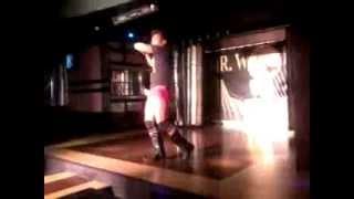 Repeat youtube video macho dancer @ Philippine gaybar