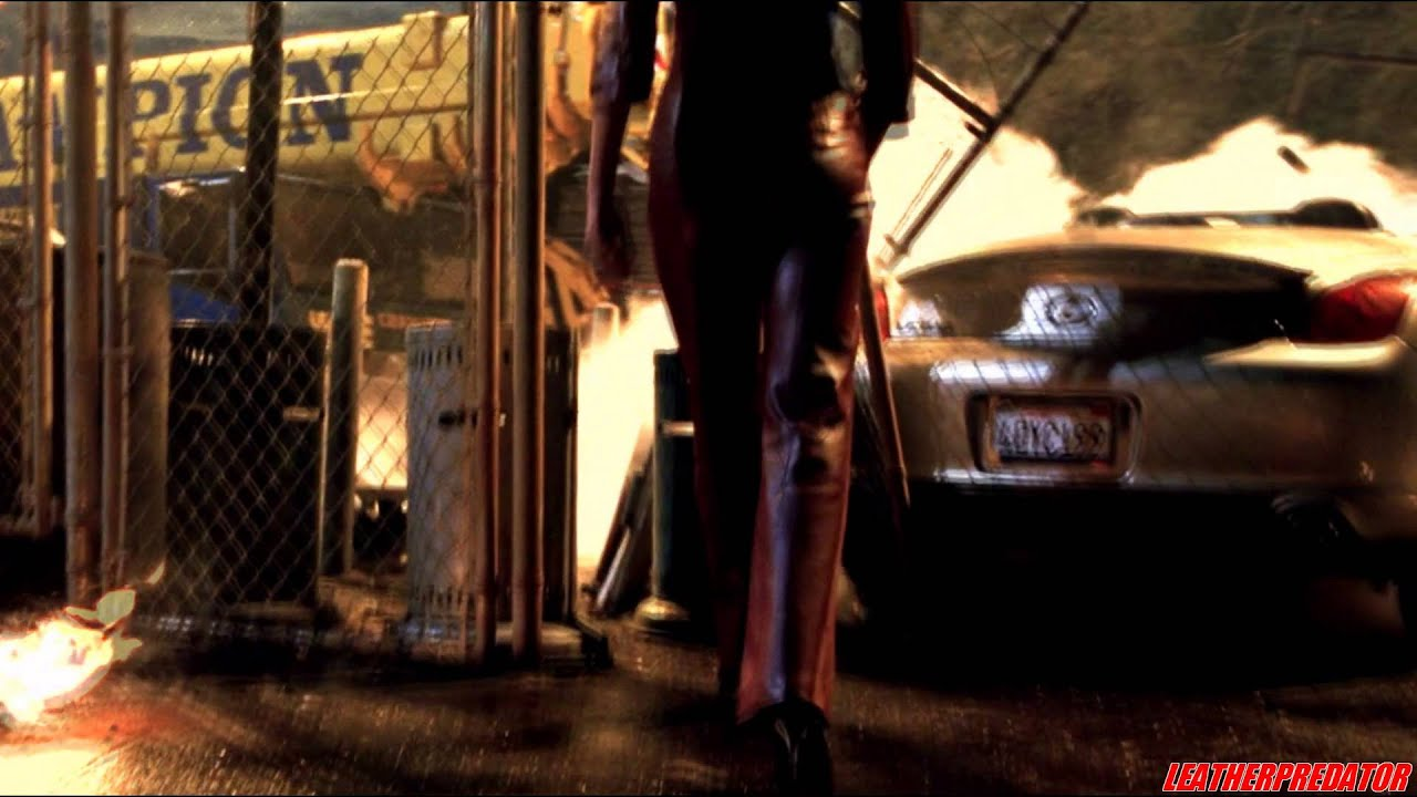 Terminator Hd Wallpaper Terminator 3 2003 Leather Music Clip Hd 1080p Youtube