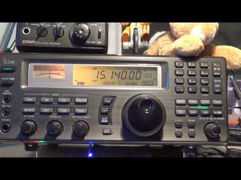 Radio Habana Cuba 15140 Khz Shortwave for Western North America