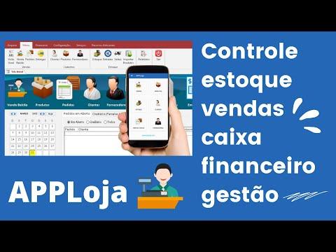 APP Loja - Sistema controle de vendas e estoque thumb