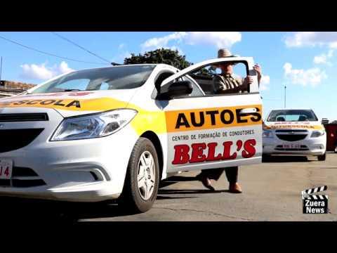Zuera News - O dia que o Estacho tirou a carteira de motorista.