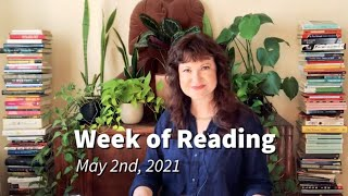 Week of Reading- May 2nd, 2021