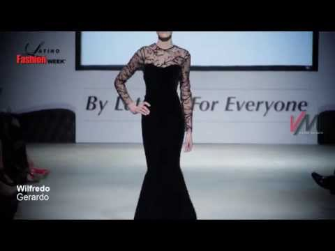 Wilfredo Gerardo - Latino Fashion Week 2014 ||| Videos De Moda Pierre Dulanto
