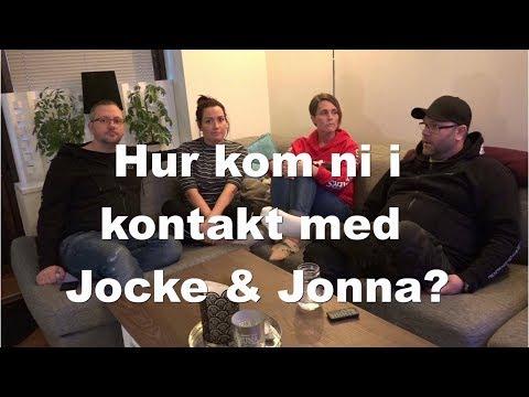 Q&A | Hur kom ni i kontakt med Jocke & Jonna?