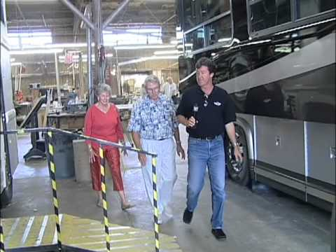 Newell Coach plant tour