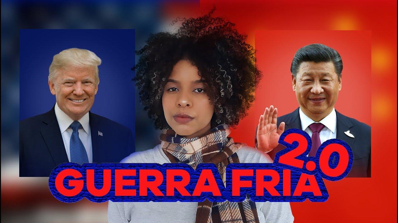 EUA X CHINA: A GUERRA PELO 5G
