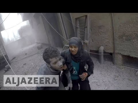 🇸🇾 Syria: Deadly onslaught continues in Idlib, Eastern Ghouta