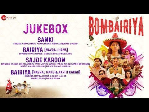 Bombairiya - Full Movie Audio Jukebox | Radhika Apte, Siddhanth Kapoor & Akshay Oberoi Mp3