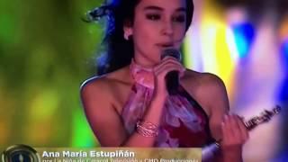 Premios India Catalina 2017 La Niña Ana María Estupiñan ganadora