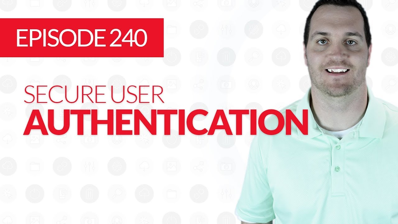 JMS240: Secure User Authenticaion and Cryptographically Secure Tokens in PHP