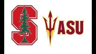 * LIVE  *  STANFORD VS ARIZONA STATE REACTION
