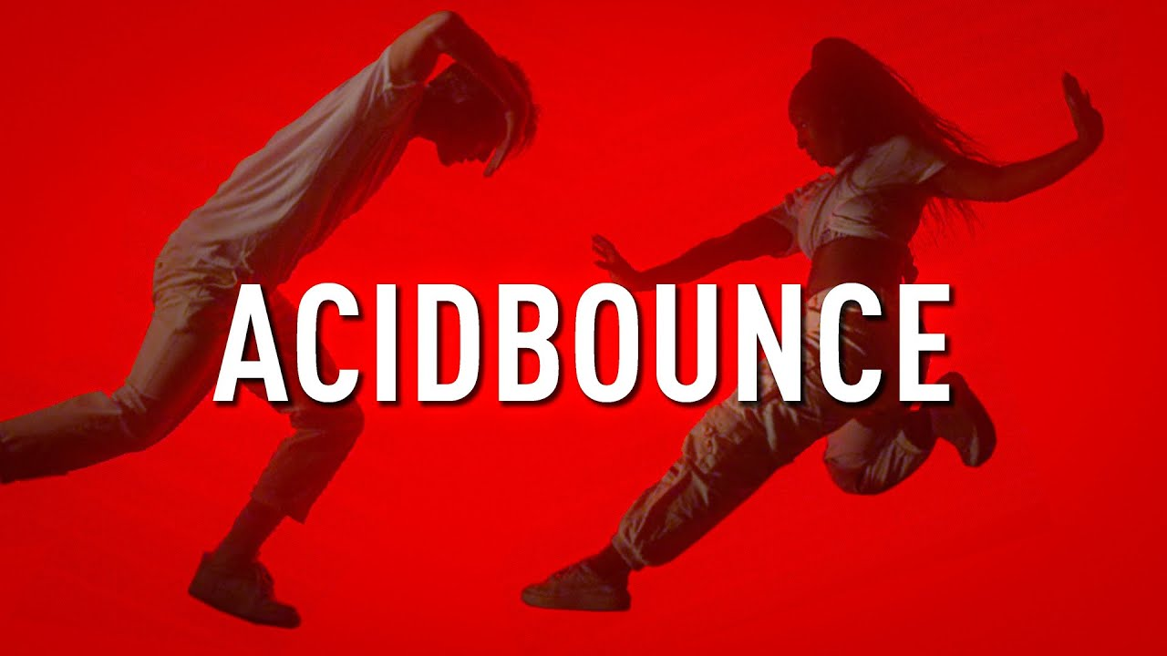 Mausio - ACIDBOUNCE  [Making Of - Dance Video Flying Steps Academy]