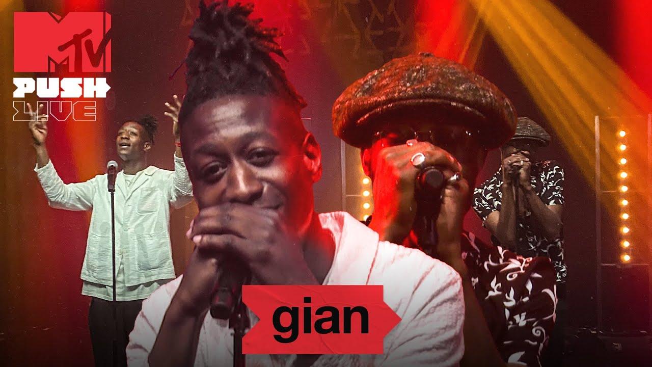 GIAN – 'Suïcide Club' | MTV Push Live Night, Melkweg Amsterdam
