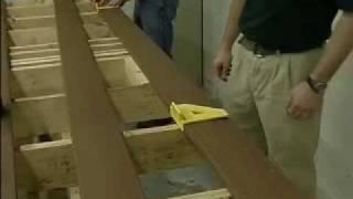 Trex Transcend Installation Video on KuikenBrothers.com thumbnail