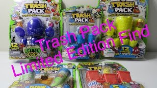 Trash Pack Trashies Exclusives Ultra Rare Special Edition 1 7 You Choose