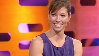 The Graham Norton Show 2008 - Jessica Biel, Mickey Rourke, Martha Wainwright