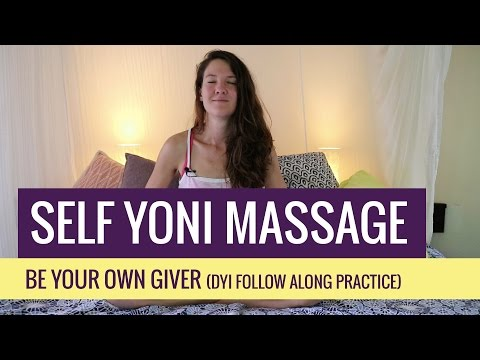Self Yoni Massage