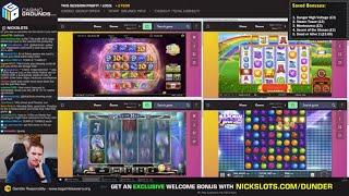 Casino Slots Live - 30/08/19 *BONUS HUNT!*