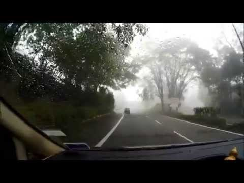 Driving to Genting Highlands, Malaysia! [Sleeping Aid]
