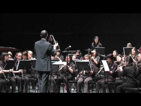 simple gifts 2 - concert band at kbb