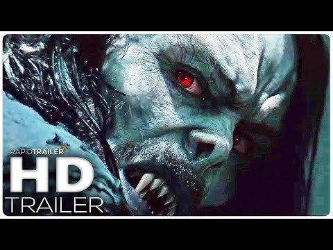 Clint August - MORBIUS Official Trailer (2020) Jared Leto, Marvel Movie HD