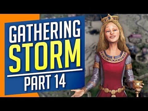 Civilization VI: Gathering Storm   DIPLOMATIC VICTORY (#14)