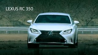 Lexus RC 350 - видео-обзор Александра Михельсона