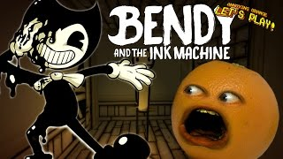 Annoying Orange Plays - BENDY and the Ink Machine