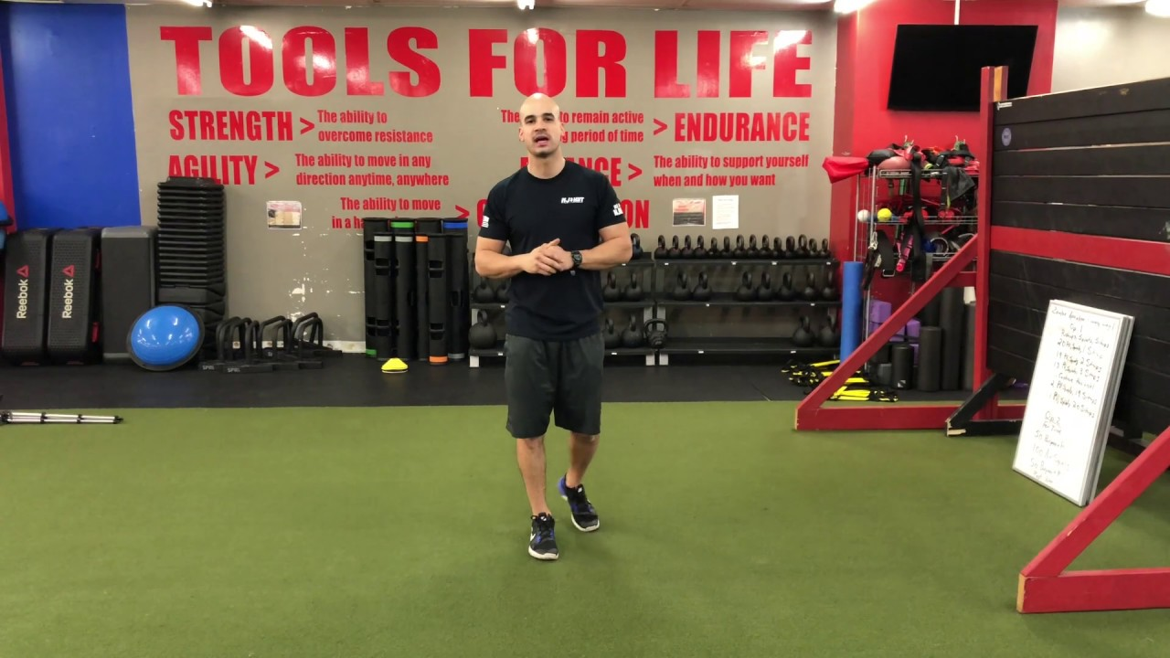 NJ HIIT Channel