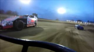 Limaland Motorsports Park Modified - On Board Tony Anderson - Feature