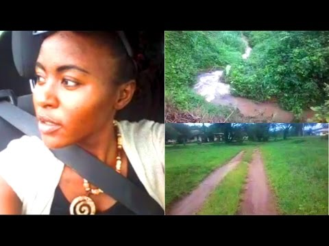 TRAVEL VLOG| TRIP TO THE INTERIOR OF AFRICA |CAMEROON| SOUTHWEST REGION| NDIAN DIVISION|LOBE
