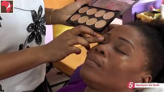 8 étapes simples pour se faire un bon maquillage pour les fêtes