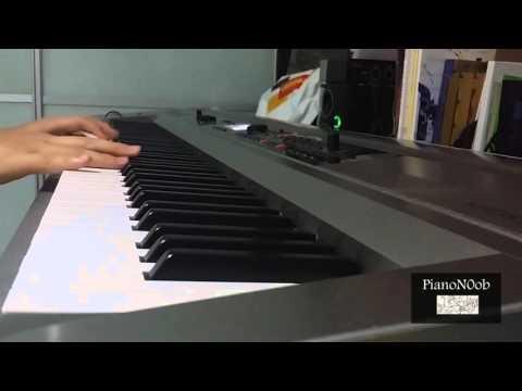 林俊傑 (JJ Lin) - 曹操 (Cao Cao) [Piano Cover]