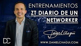 "Daniel Chagui - Zupertraining Peru ""Diario de un Networker"""