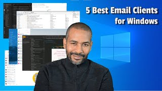 5 Best Email Clients for Windows screenshot 4