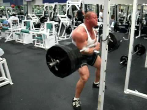 Nick Best 590 Lb Zercher Squats For 4 Reps Youtube