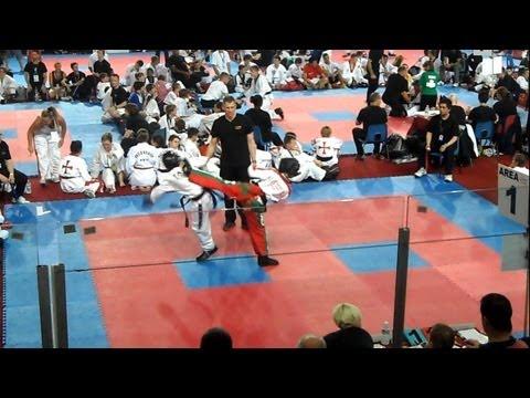 Taekwondo World Champs 2013 Junior Lightweight Blackbelts.